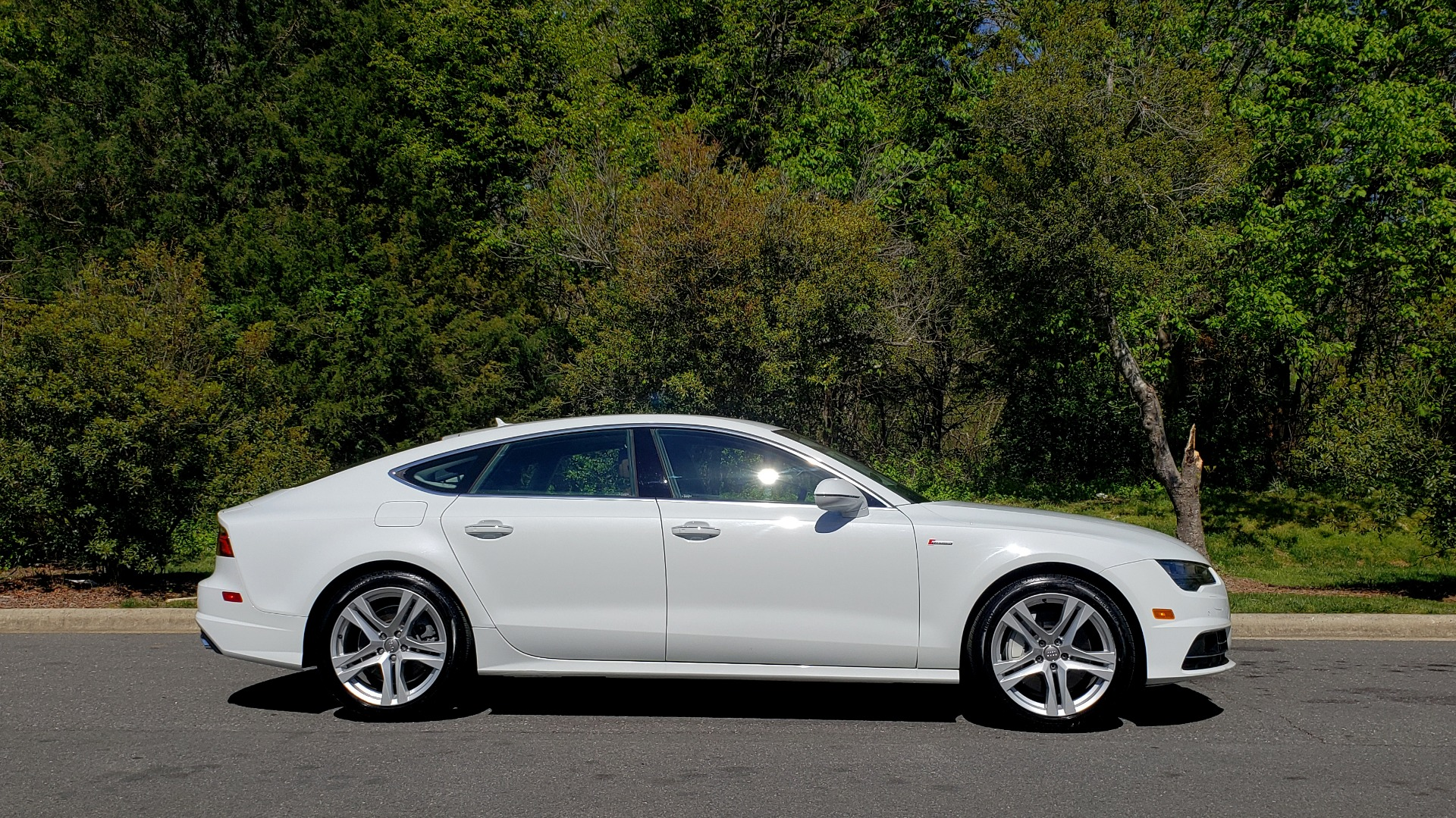 Used 2018 Audi A7 PREMIUM PLUS / DRVR ASST / COLD WTHR / HTD STS for sale Sold at Formula Imports in Charlotte NC 28227 5