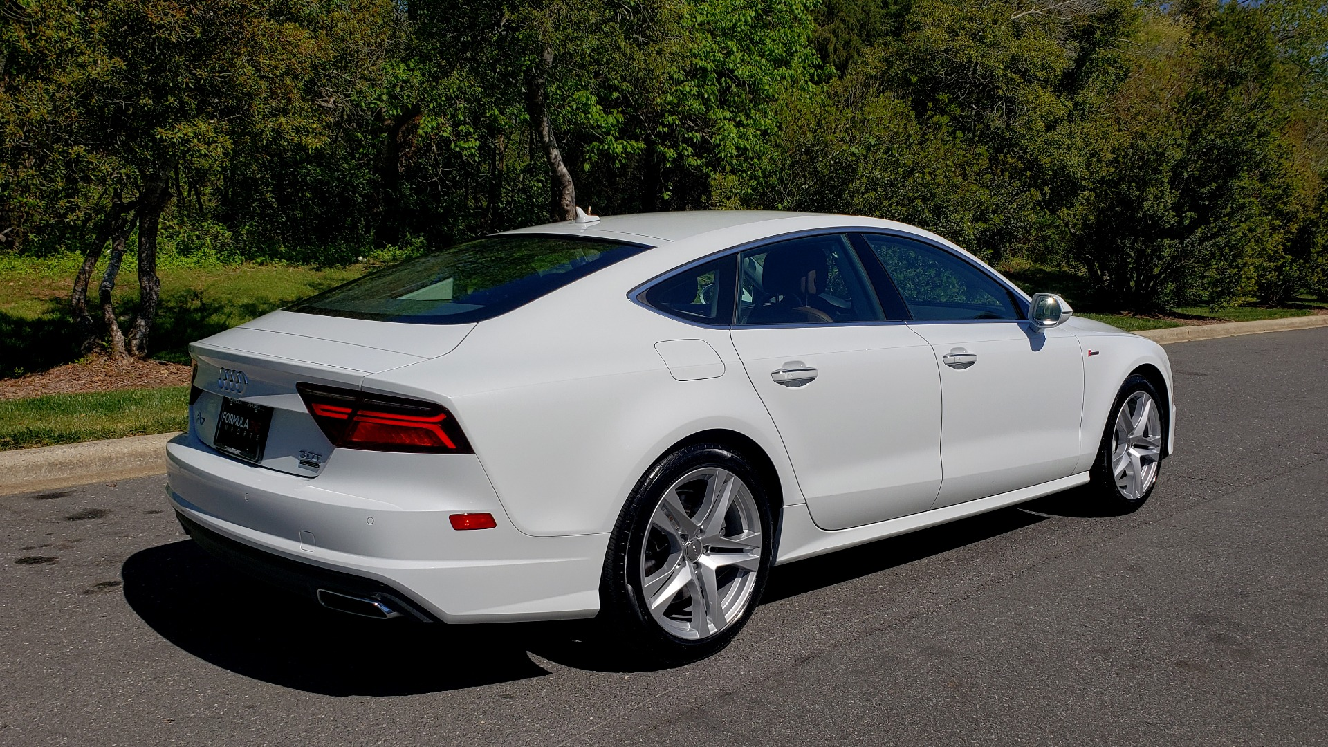Used 2018 Audi A7 PREMIUM PLUS / DRVR ASST / COLD WTHR / HTD STS for sale Sold at Formula Imports in Charlotte NC 28227 6
