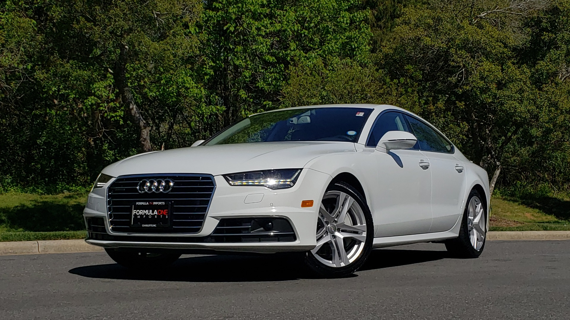 Used 2018 Audi A7 PREMIUM PLUS / DRVR ASST / COLD WTHR / HTD STS for sale Sold at Formula Imports in Charlotte NC 28227 90