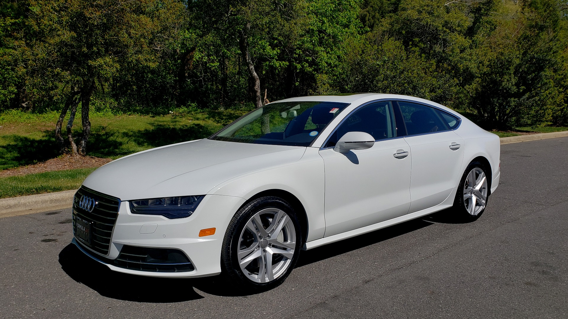 Used 2018 Audi A7 PREMIUM PLUS / DRVR ASST / COLD WTHR / HTD STS for sale Sold at Formula Imports in Charlotte NC 28227 1
