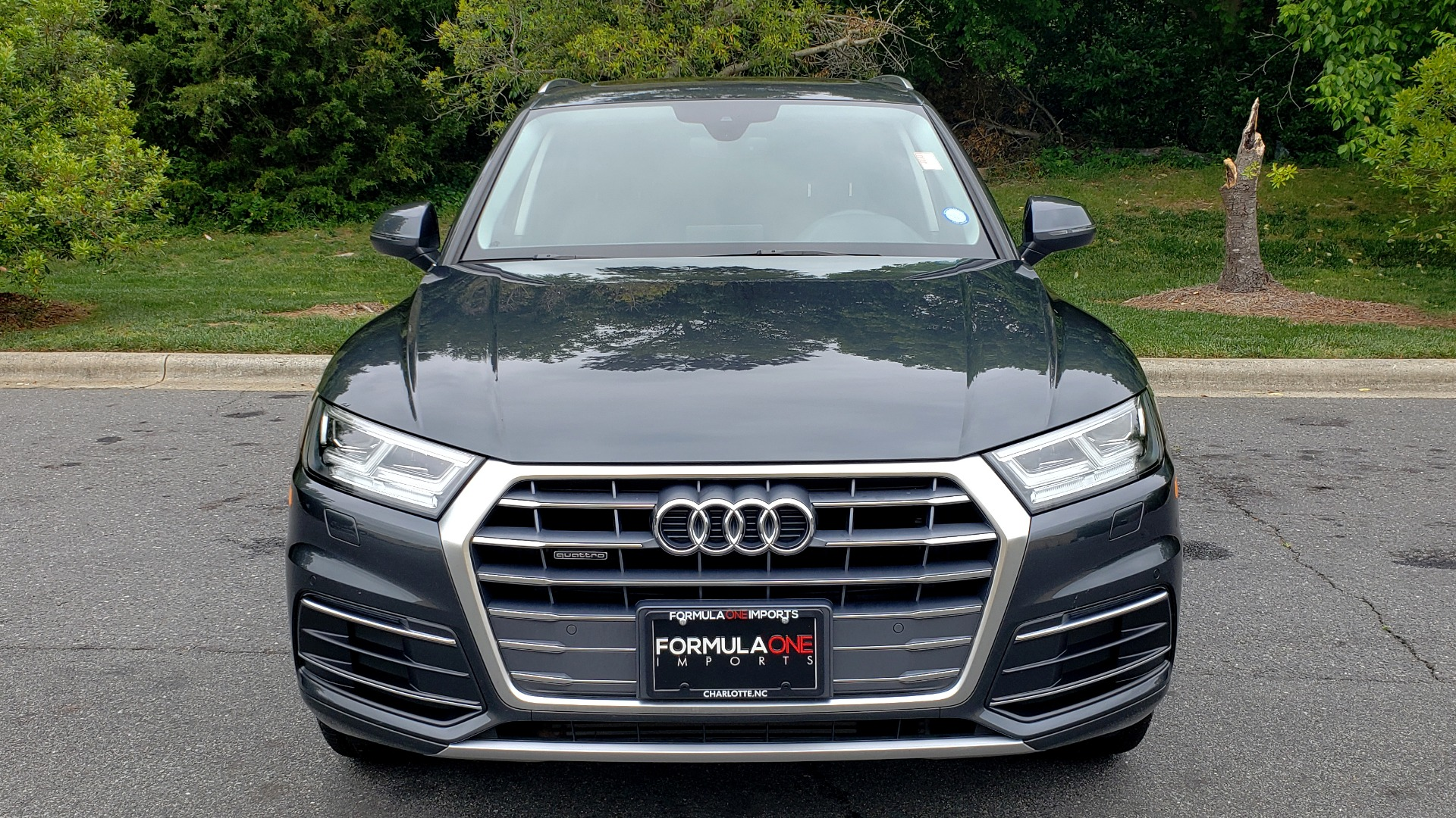 Used 2018 Audi Q5 PREMIUM PLUS / S-TRONIC / NAV / PANO-ROOF / PARK SYS PLUS for sale Sold at Formula Imports in Charlotte NC 28227 21