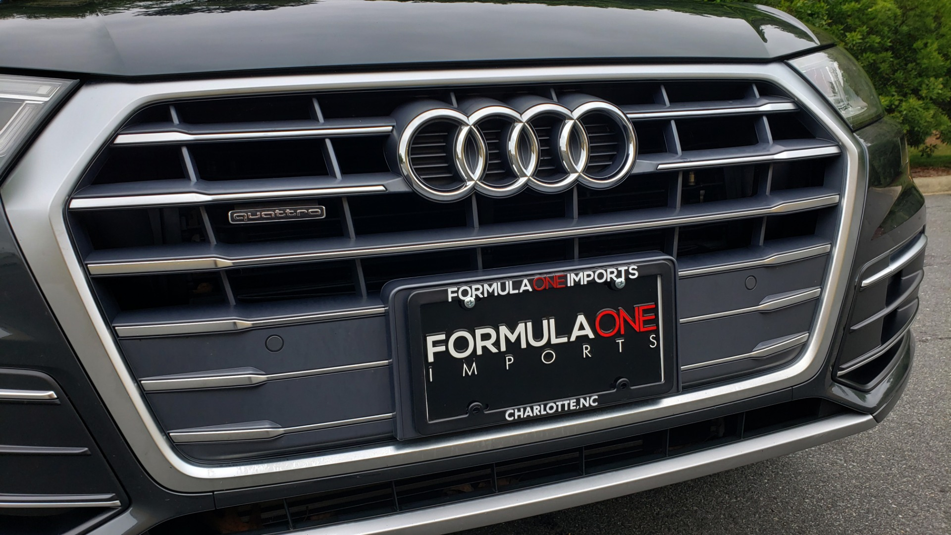 Used 2018 Audi Q5 PREMIUM PLUS / S-TRONIC / NAV / PANO-ROOF / PARK SYS PLUS for sale Sold at Formula Imports in Charlotte NC 28227 24