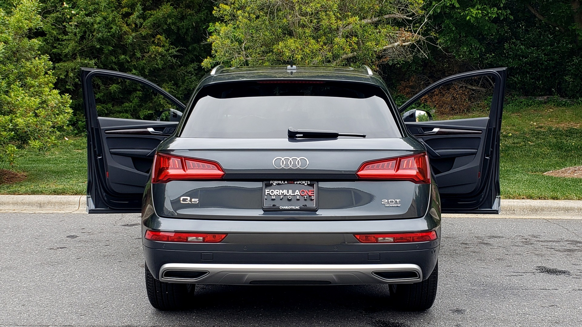 Used 2018 Audi Q5 PREMIUM PLUS / S-TRONIC / NAV / PANO-ROOF / PARK SYS PLUS for sale Sold at Formula Imports in Charlotte NC 28227 28