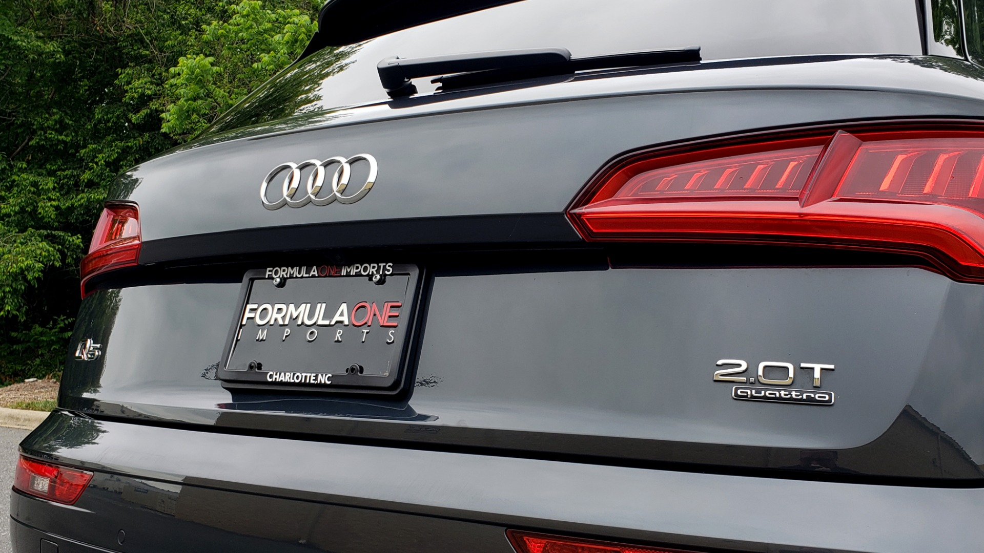 Used 2018 Audi Q5 PREMIUM PLUS / S-TRONIC / NAV / PANO-ROOF / PARK SYS PLUS for sale Sold at Formula Imports in Charlotte NC 28227 31