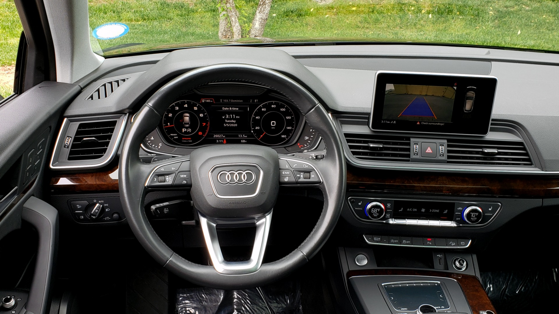 Used 2018 Audi Q5 PREMIUM PLUS / S-TRONIC / NAV / PANO-ROOF / PARK SYS PLUS for sale Sold at Formula Imports in Charlotte NC 28227 39