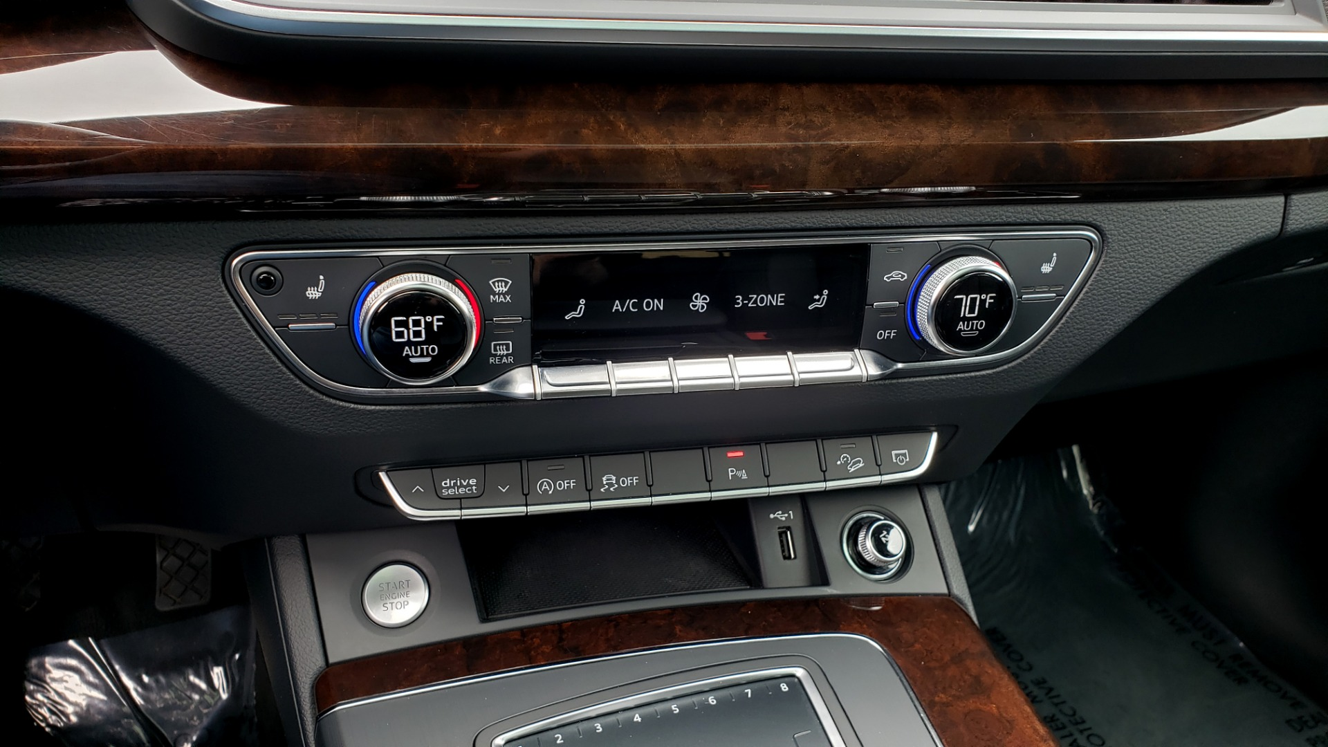 Used 2018 Audi Q5 PREMIUM PLUS / S-TRONIC / NAV / PANO-ROOF / PARK SYS PLUS for sale Sold at Formula Imports in Charlotte NC 28227 50