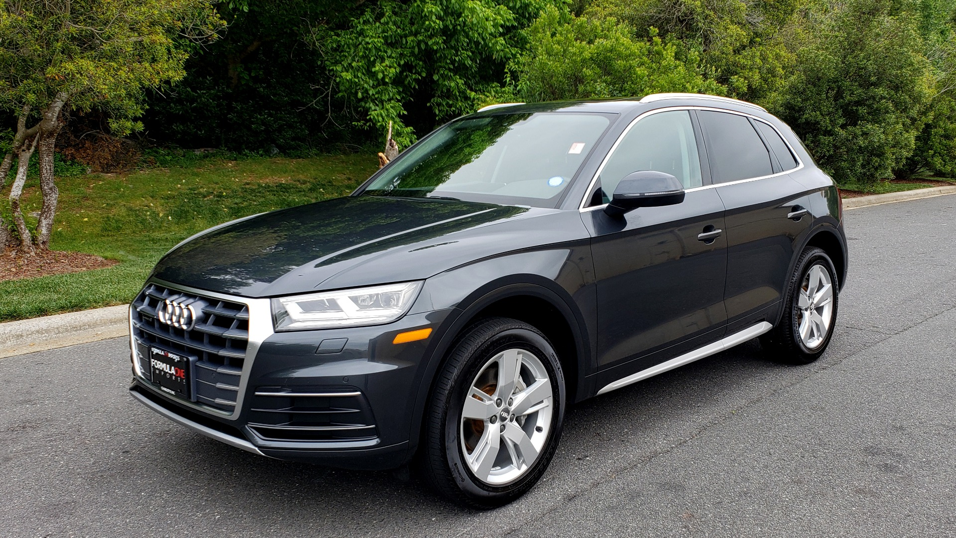 Used 2018 Audi Q5 PREMIUM PLUS / S-TRONIC / NAV / PANO-ROOF / PARK SYS PLUS for sale Sold at Formula Imports in Charlotte NC 28227 1