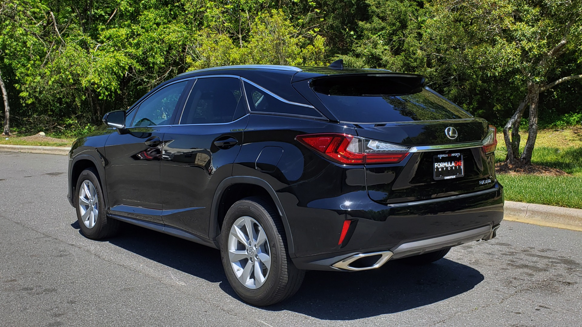 Used 2016 Lexus RX 350 PREMIUM / AWD / VENT SEATS / SUNROOF / BSM for sale Sold at Formula Imports in Charlotte NC 28227 3
