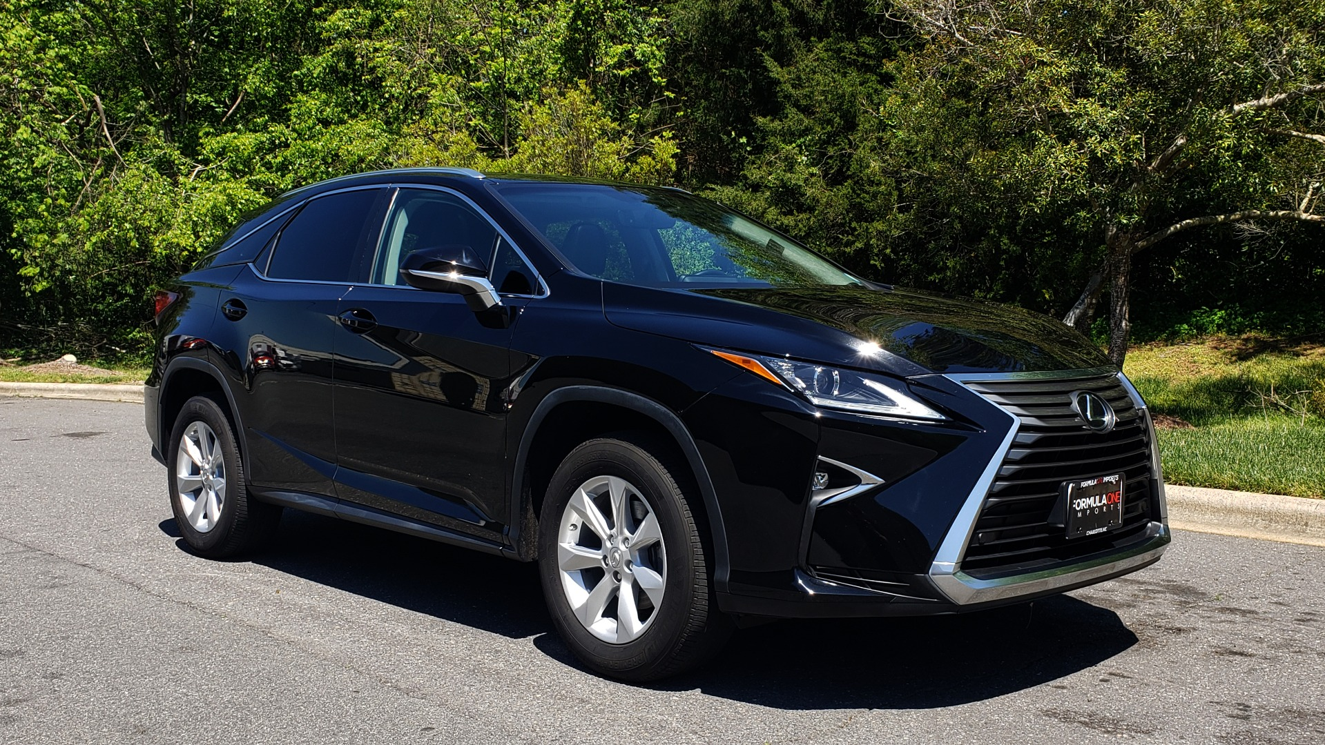 Used 2016 Lexus RX 350 PREMIUM / AWD / VENT SEATS / SUNROOF / BSM for sale Sold at Formula Imports in Charlotte NC 28227 4