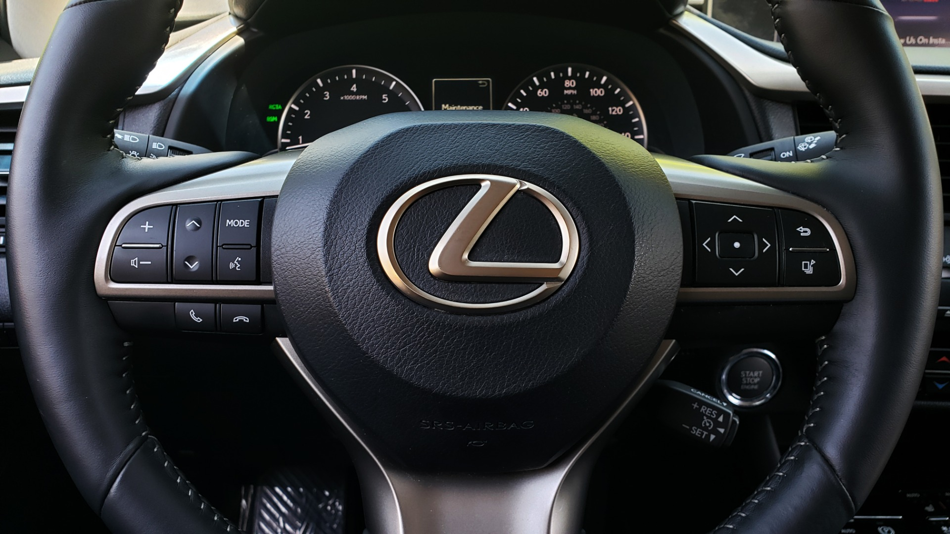 Used 2016 Lexus RX 350 PREMIUM / AWD / VENT SEATS / SUNROOF / BSM for sale Sold at Formula Imports in Charlotte NC 28227 41