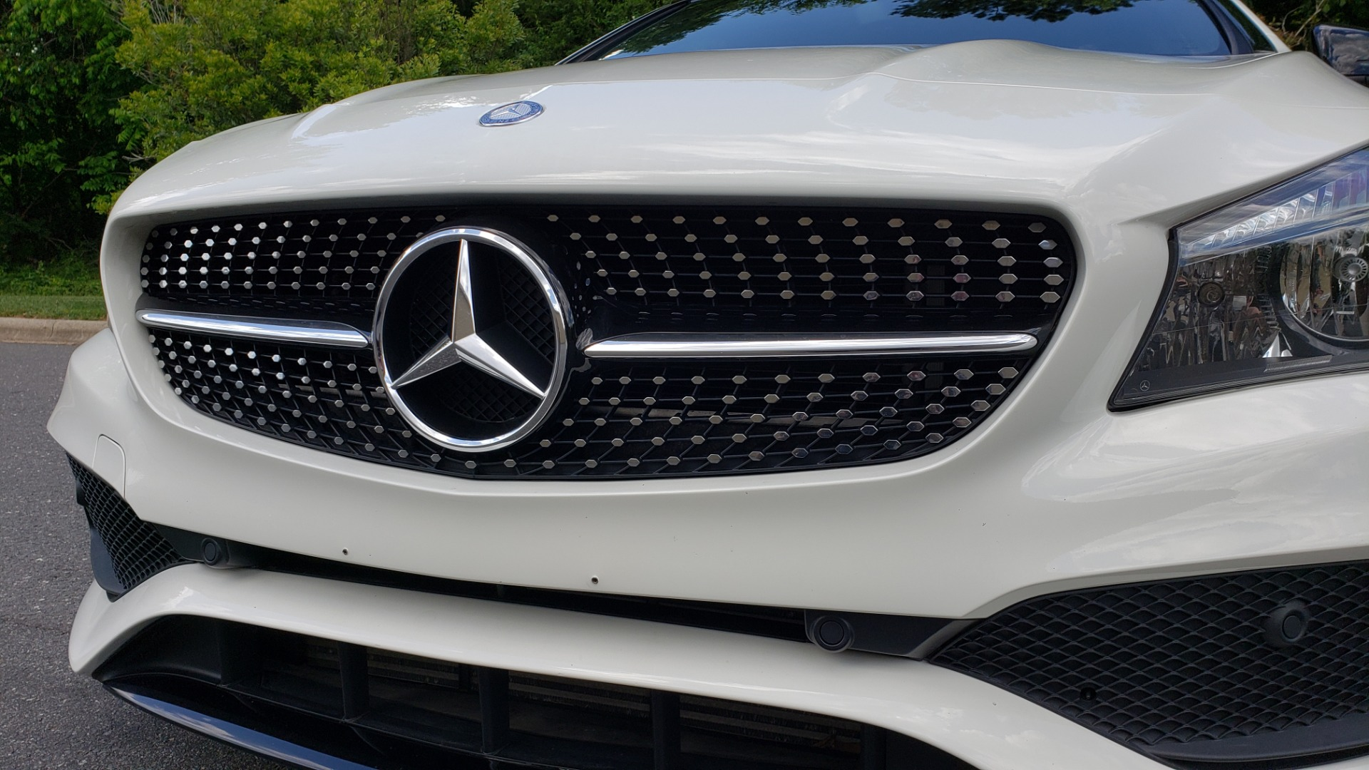Used 2017 Mercedes-Benz CLA 250 4MATIC / SPORT / PREMIUM / MULTI MEDIA / NIGHT PKG / PANO-ROOF for sale Sold at Formula Imports in Charlotte NC 28227 24
