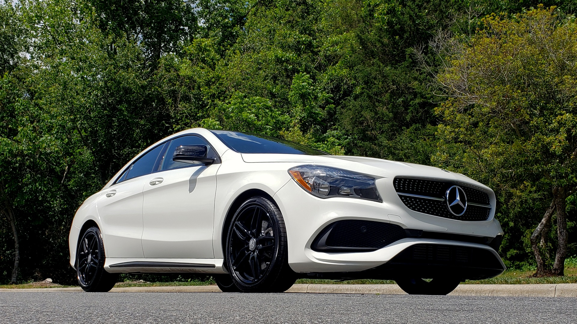 Used 2017 Mercedes-Benz CLA 250 4MATIC / SPORT / PREMIUM / MULTI MEDIA / NIGHT PKG / PANO-ROOF for sale Sold at Formula Imports in Charlotte NC 28227 5