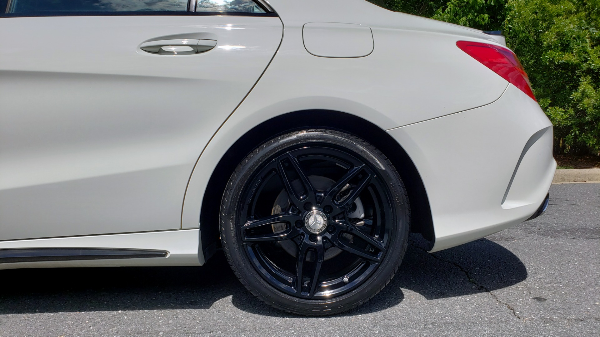 Used 2017 Mercedes-Benz CLA 250 4MATIC / SPORT / PREMIUM / MULTI MEDIA / NIGHT PKG / PANO-ROOF for sale Sold at Formula Imports in Charlotte NC 28227 81