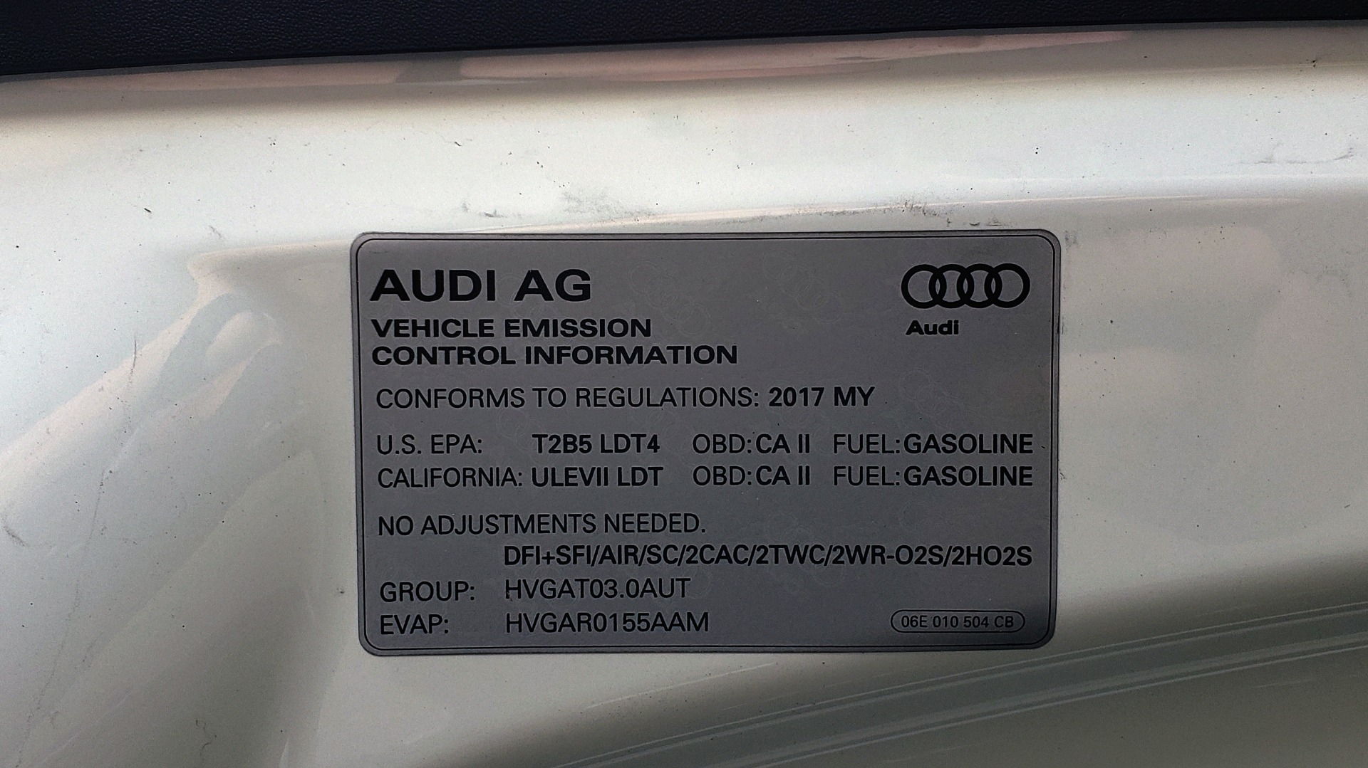 Used 2017 Audi Q7 PREMIUM PLUS / VISION PKG / NAV / PANO-ROOF / 3-ROW / REARVIEW for sale Sold at Formula Imports in Charlotte NC 28227 13