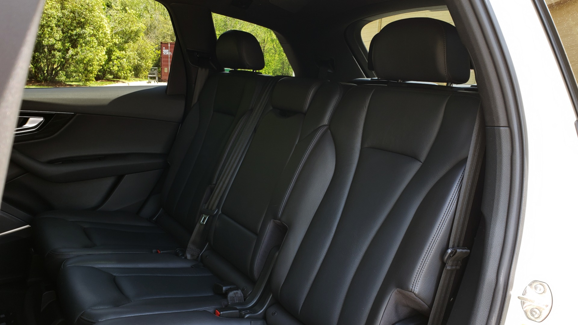 Used 2017 Audi Q7 PREMIUM PLUS / VISION PKG / NAV / PANO-ROOF / 3-ROW / REARVIEW for sale Sold at Formula Imports in Charlotte NC 28227 65