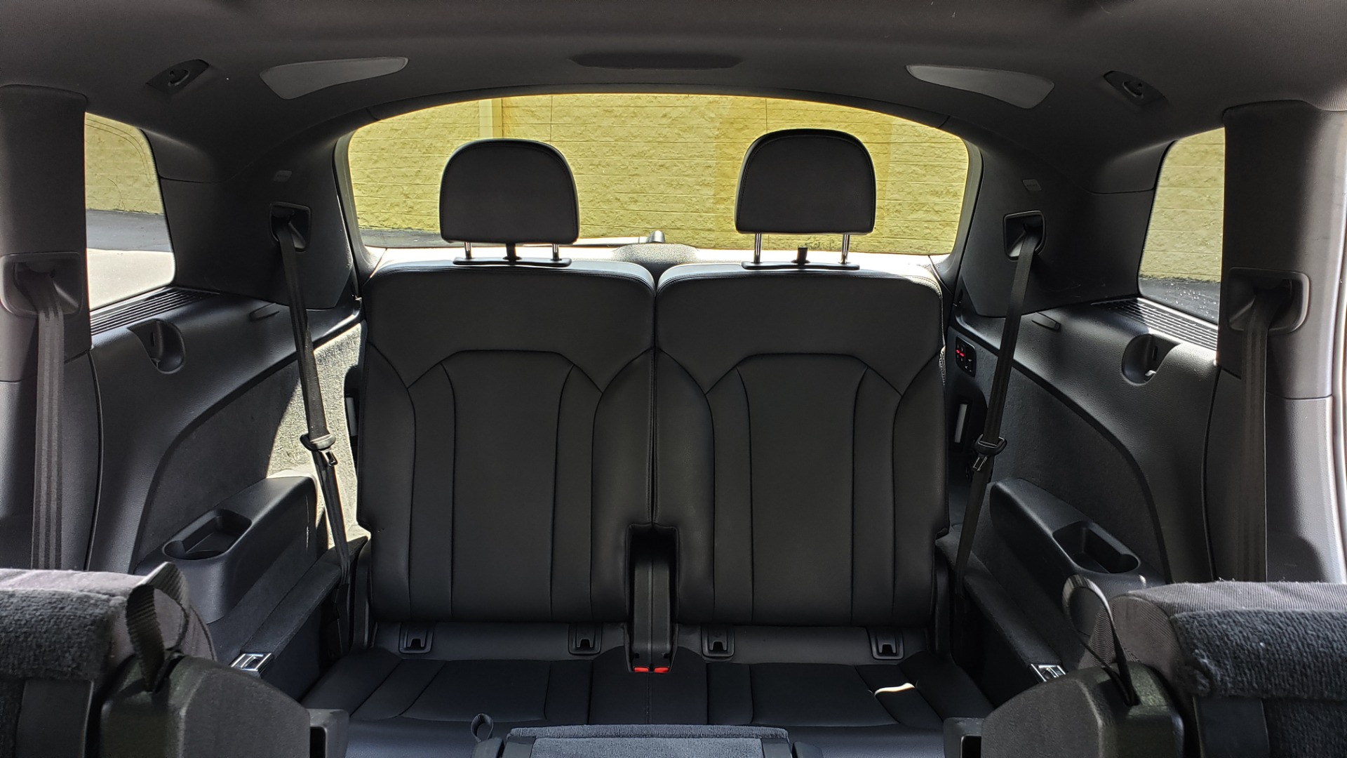 Used 2017 Audi Q7 PREMIUM PLUS / VISION PKG / NAV / PANO-ROOF / 3-ROW / REARVIEW for sale Sold at Formula Imports in Charlotte NC 28227 69
