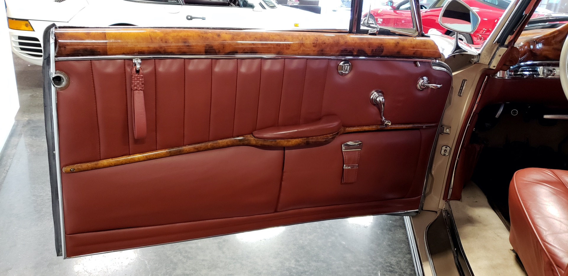 Used 1957 Mercedes-Benz 220 S Cabriolet - Full Restoration for sale Sold at Formula Imports in Charlotte NC 28227 18