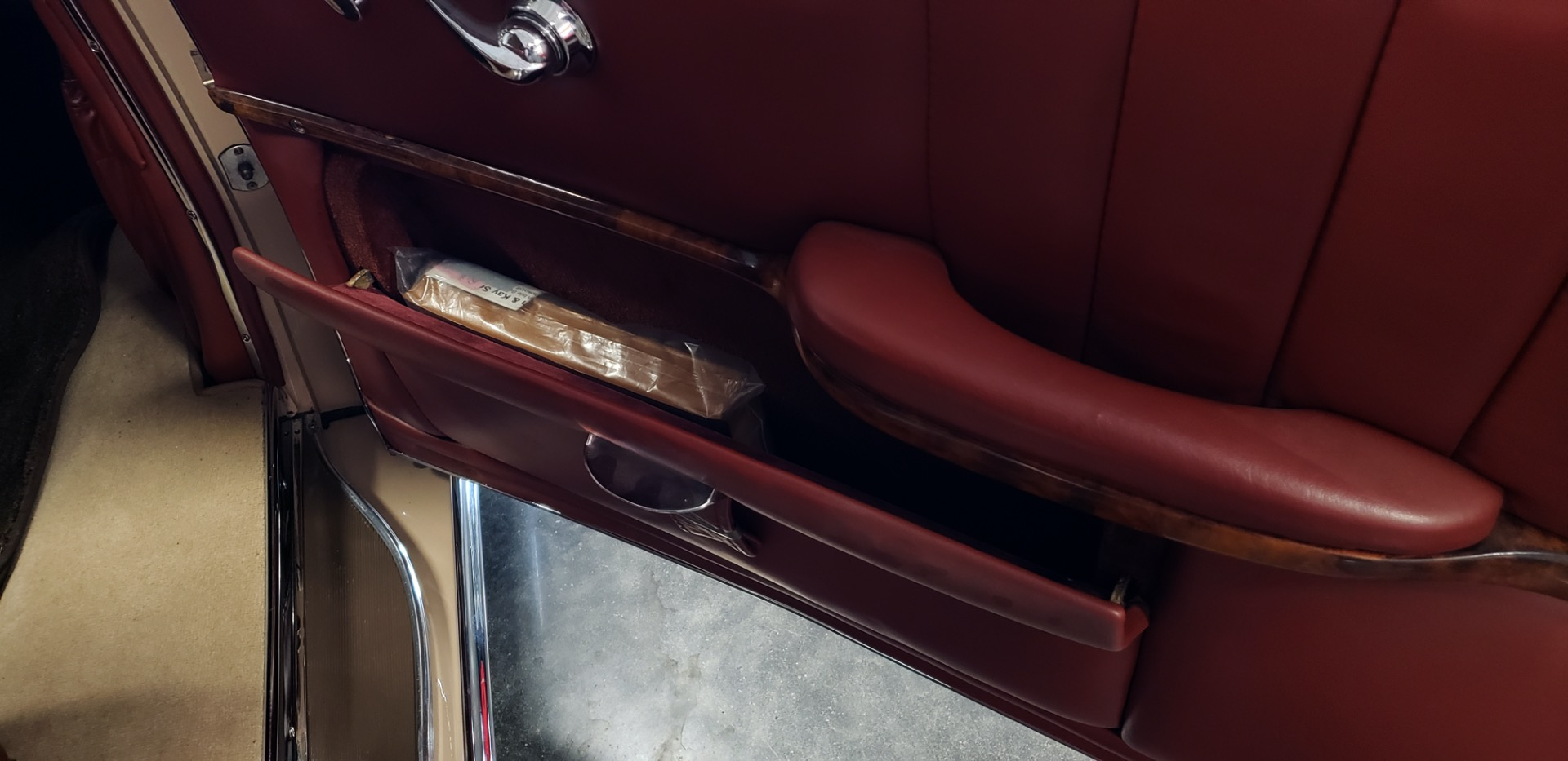 Used 1957 Mercedes-Benz 220 S Cabriolet - Full Restoration for sale Sold at Formula Imports in Charlotte NC 28227 27