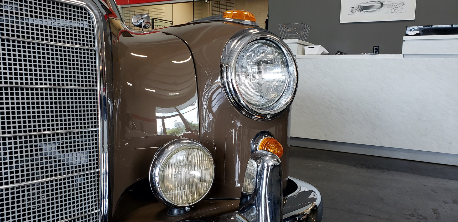 Used 1957 Mercedes-Benz 220 S Cabriolet - Full Restoration for sale Sold at Formula Imports in Charlotte NC 28227 62