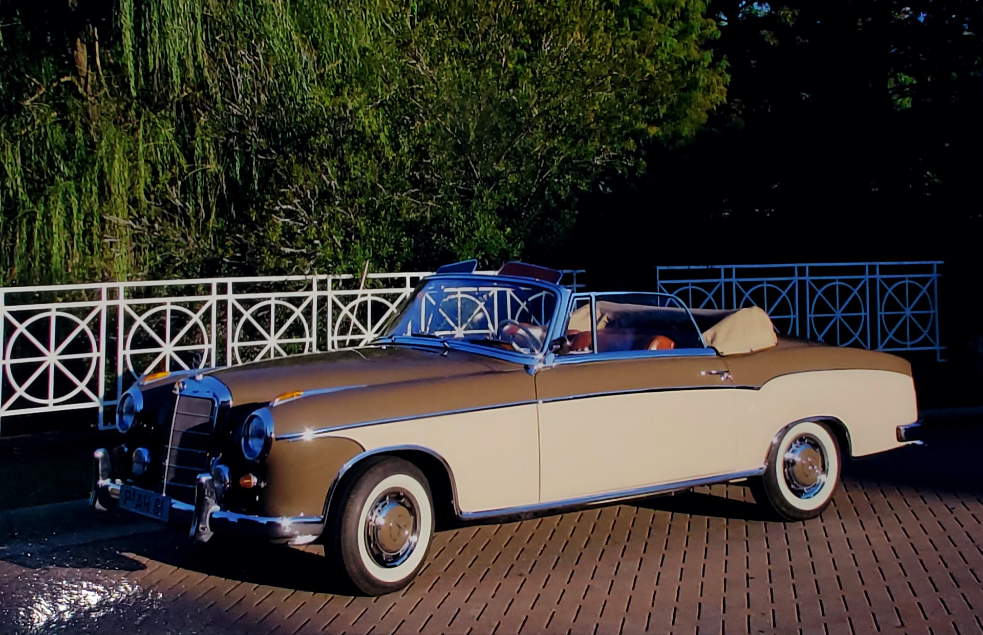 Used 1957 Mercedes-Benz 220 S Cabriolet - Full Restoration for sale Sold at Formula Imports in Charlotte NC 28227 69