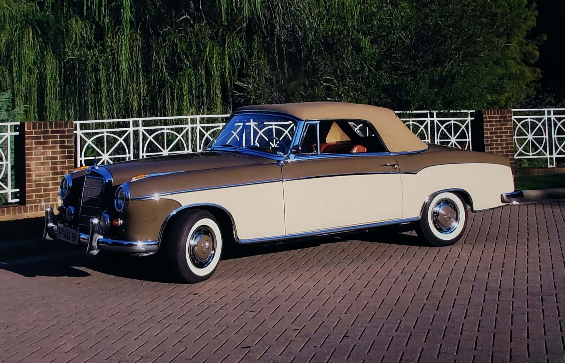 Used 1957 Mercedes-Benz 220 S Cabriolet - Full Restoration for sale Sold at Formula Imports in Charlotte NC 28227 70