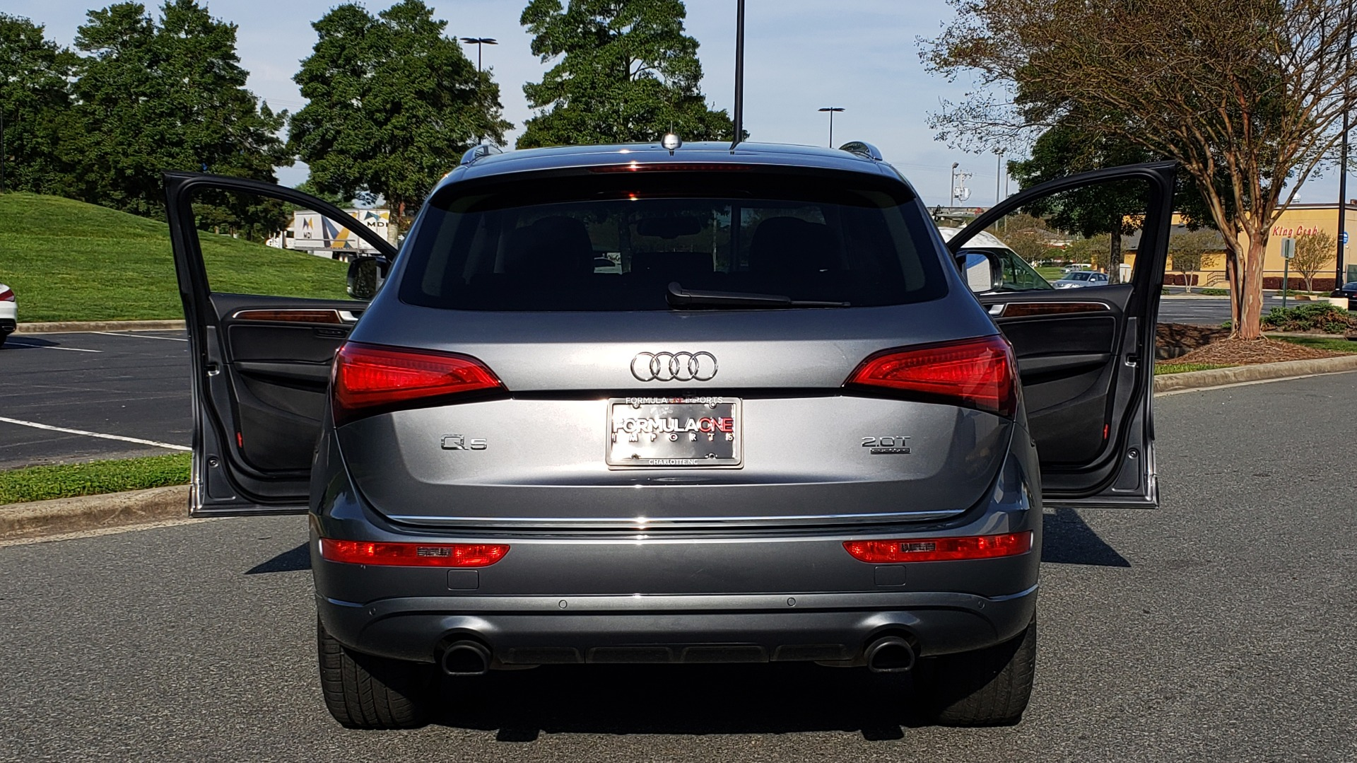 Used 2015 Audi Q5 PREMIUM PLUS / TECH PKG / NAV / PANO-ROOF / REARVIEW for sale Sold at Formula Imports in Charlotte NC 28227 20