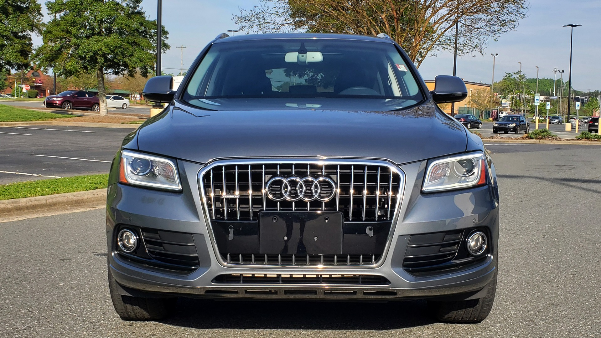 Used 2015 Audi Q5 PREMIUM PLUS / TECH PKG / NAV / PANO-ROOF / REARVIEW for sale Sold at Formula Imports in Charlotte NC 28227 24
