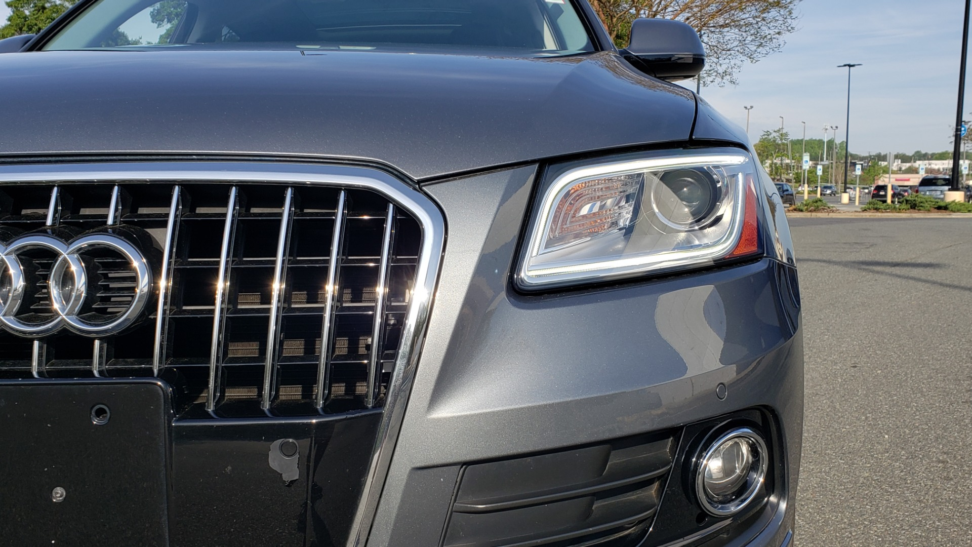Used 2015 Audi Q5 PREMIUM PLUS / TECH PKG / NAV / PANO-ROOF / REARVIEW for sale Sold at Formula Imports in Charlotte NC 28227 26