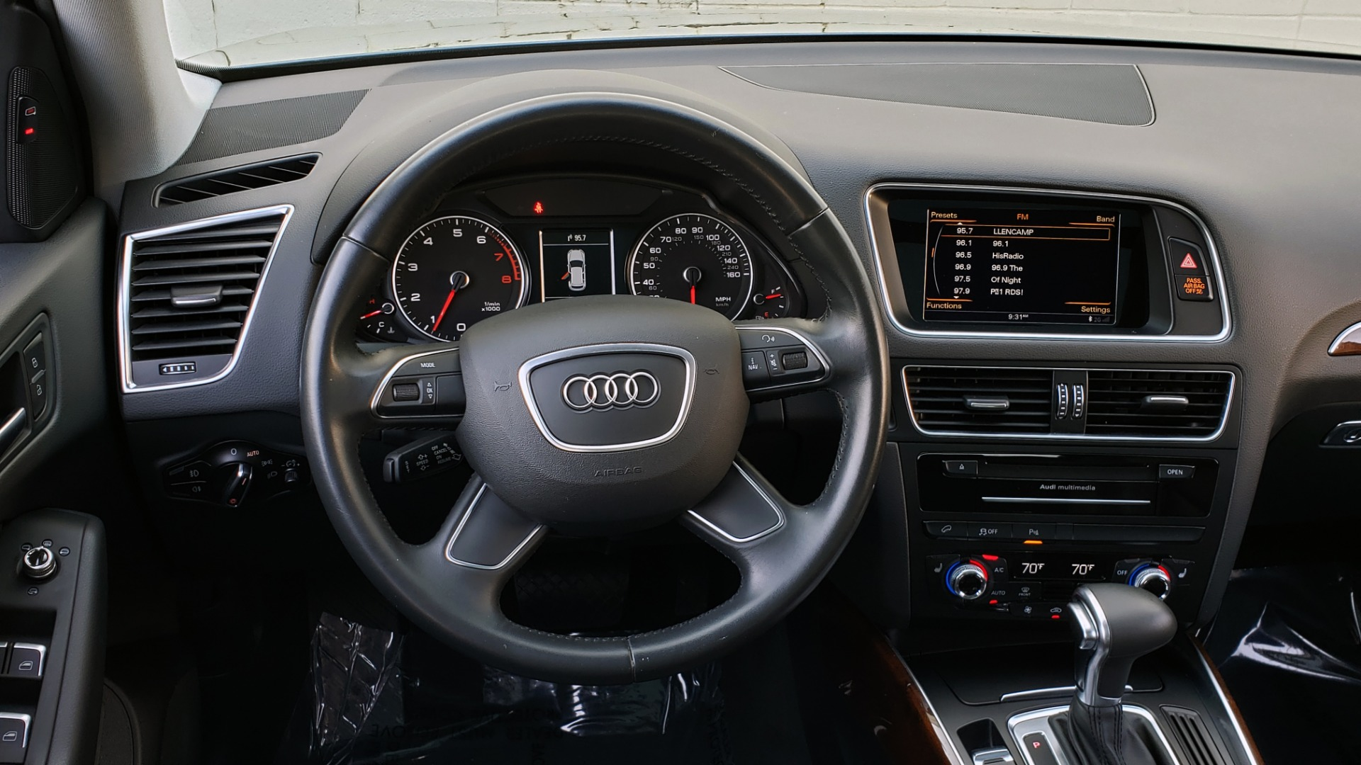 Used 2015 Audi Q5 PREMIUM PLUS / TECH PKG / NAV / PANO-ROOF / REARVIEW for sale Sold at Formula Imports in Charlotte NC 28227 37