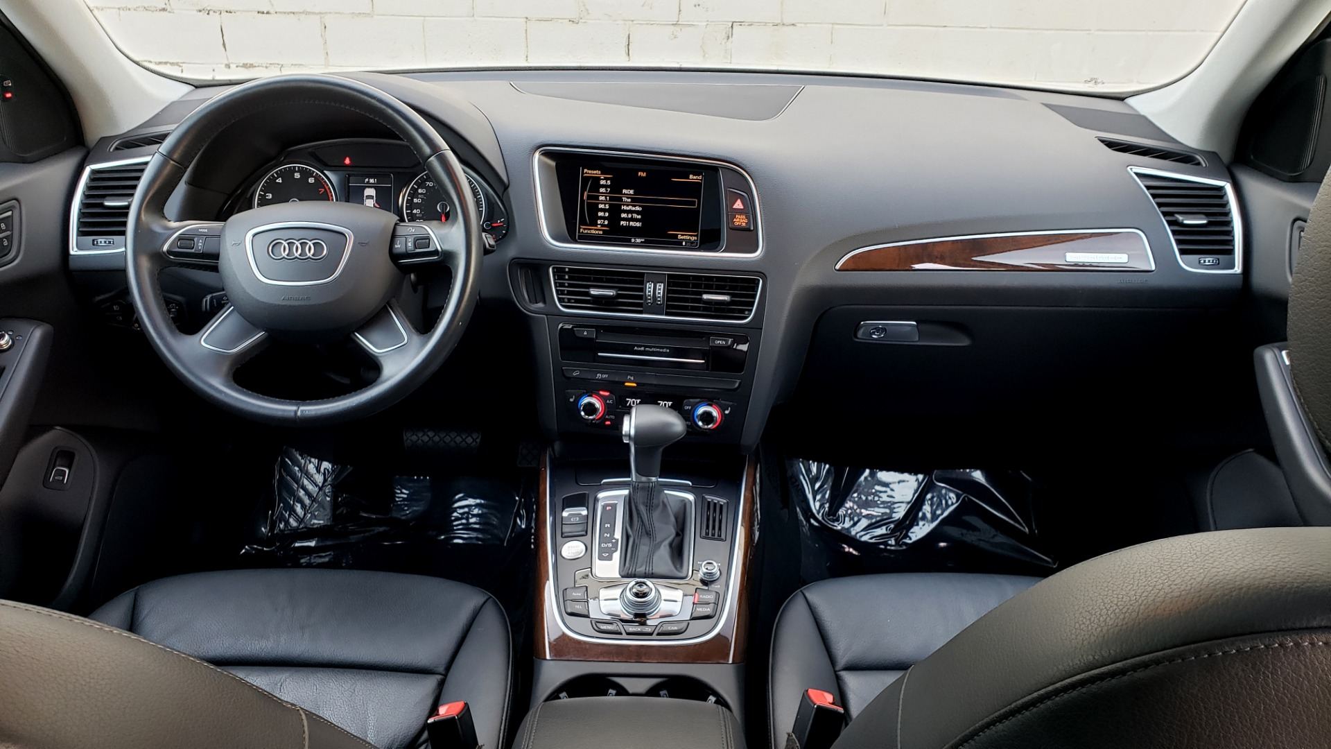 Used 2015 Audi Q5 PREMIUM PLUS / TECH PKG / NAV / PANO-ROOF / REARVIEW for sale Sold at Formula Imports in Charlotte NC 28227 77