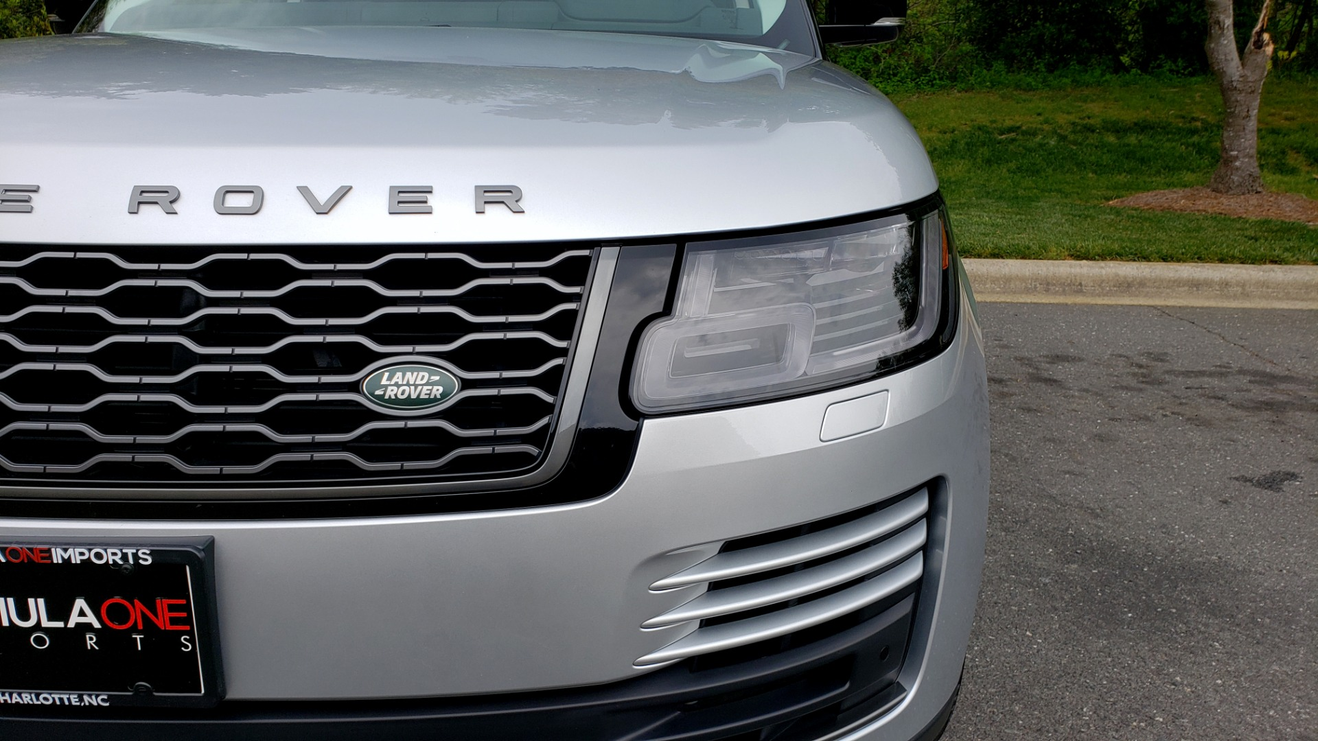 Used 2019 Land Rover RANGE ROVER SUPERCHARGED V8 / DRV PRO PK / VISION ASSIST / SHADOW PKG / PARK PRO / TOW  for sale Sold at Formula Imports in Charlotte NC 28227 28