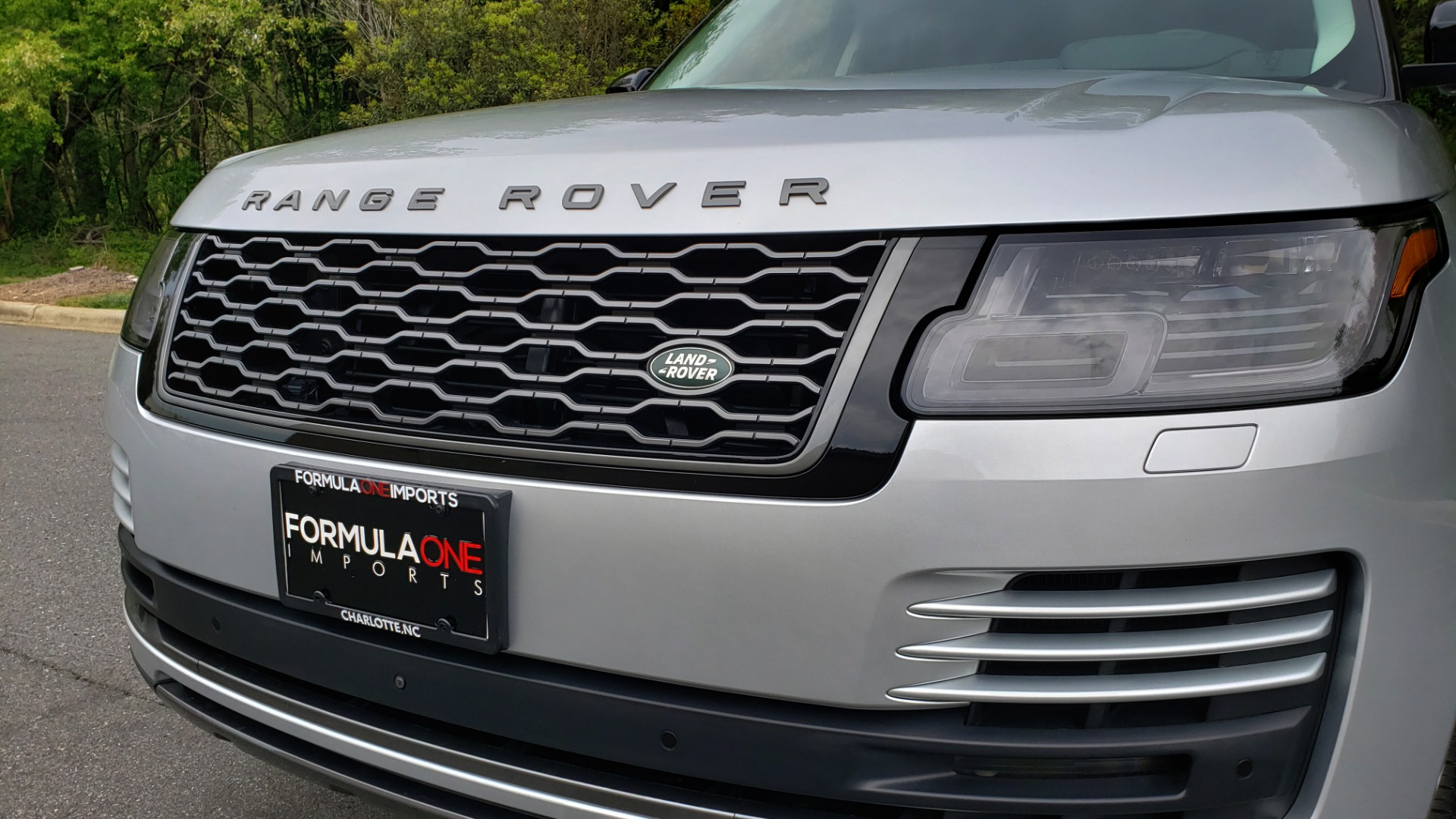 Used 2019 Land Rover RANGE ROVER SUPERCHARGED V8 / DRV PRO PK / VISION ASSIST / SHADOW PKG / PARK PRO / TOW  for sale Sold at Formula Imports in Charlotte NC 28227 29
