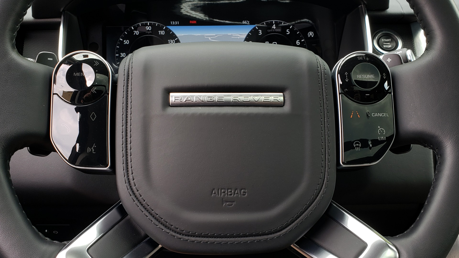 Used 2019 Land Rover RANGE ROVER SUPERCHARGED V8 / DRV PRO PK / VISION ASSIST / SHADOW PKG / PARK PRO / TOW  for sale Sold at Formula Imports in Charlotte NC 28227 52