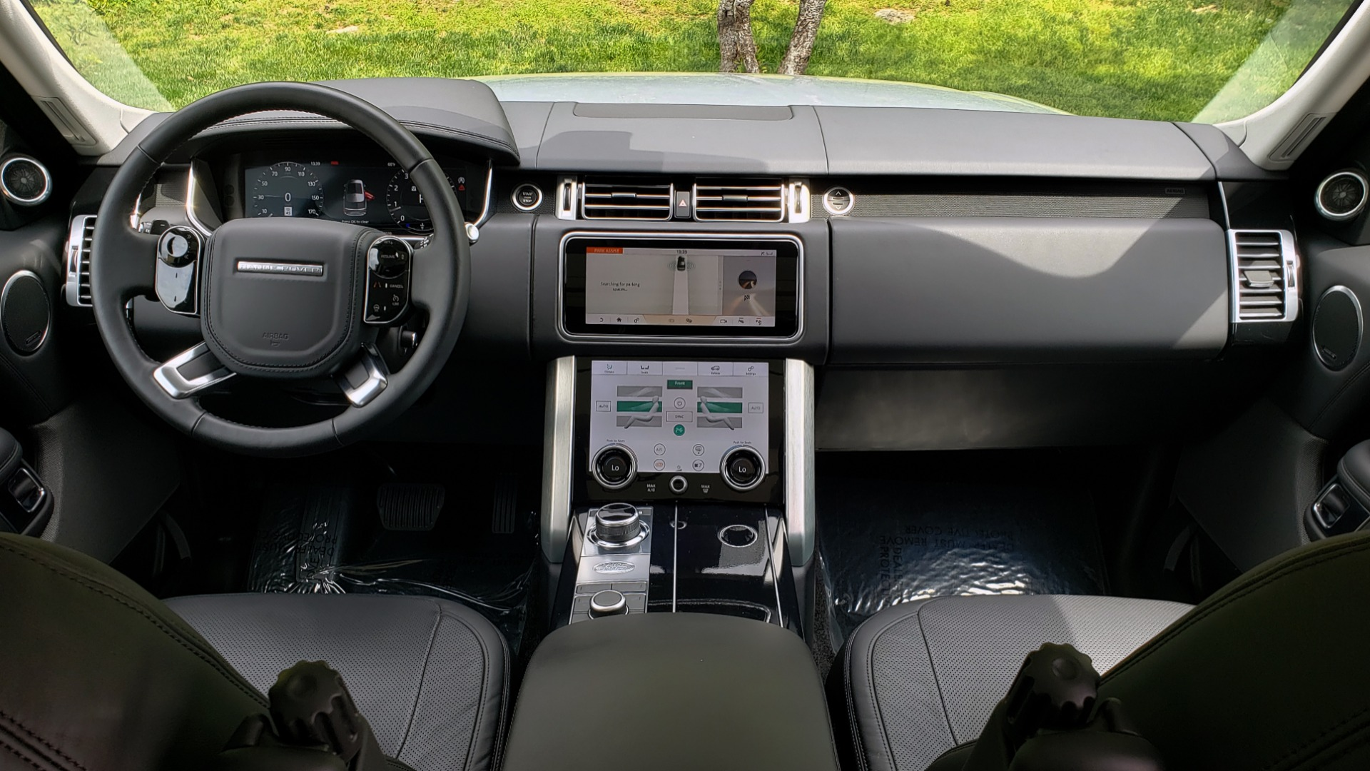 Used 2019 Land Rover RANGE ROVER SUPERCHARGED V8 / DRV PRO PK / VISION ASSIST / SHADOW PKG / PARK PRO / TOW  for sale Sold at Formula Imports in Charlotte NC 28227 95