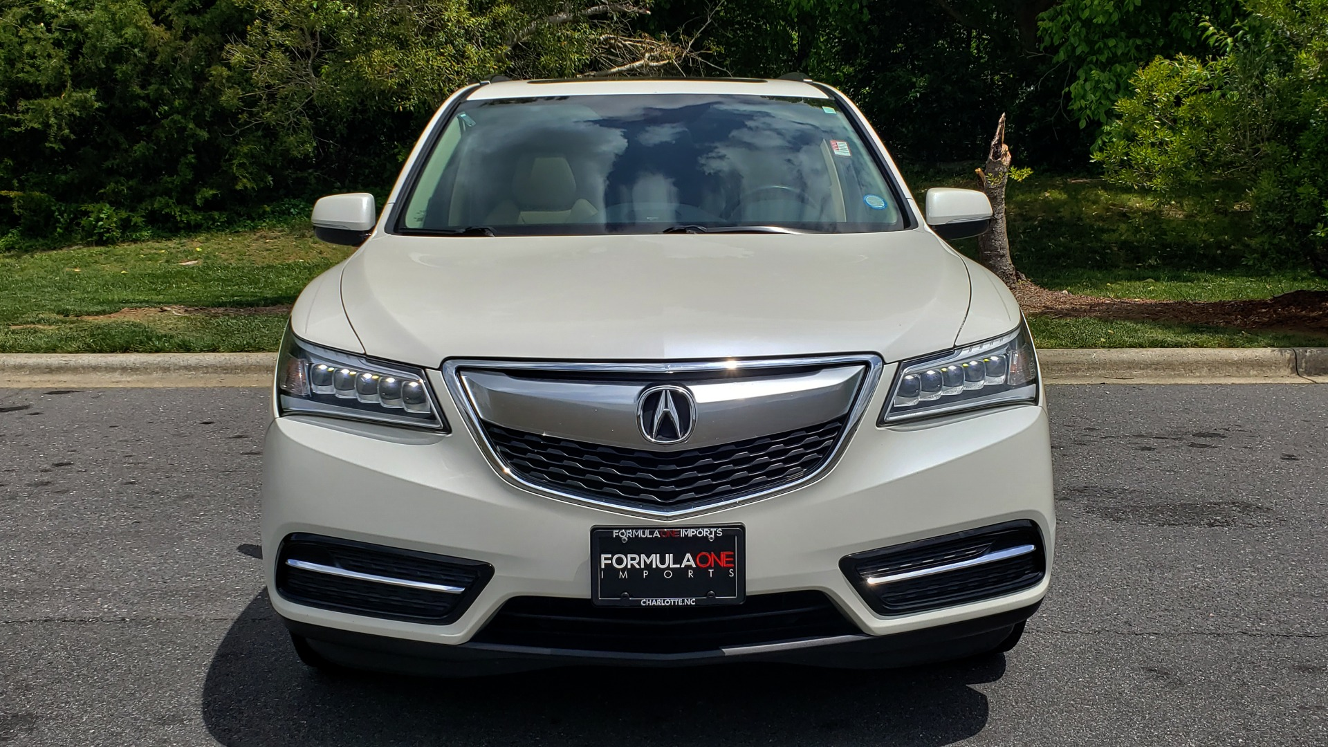 Used 2014 Acura MDX AWD / NAV / SUNROOF / 3-ROW / REARVIEW / PREMIUM SND for sale Sold at Formula Imports in Charlotte NC 28227 24