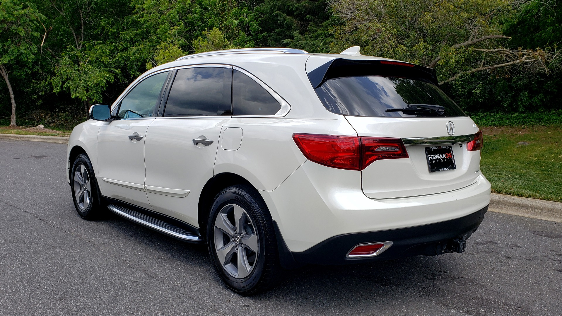 Used 2014 Acura MDX AWD / NAV / SUNROOF / 3-ROW / REARVIEW / PREMIUM SND for sale Sold at Formula Imports in Charlotte NC 28227 3