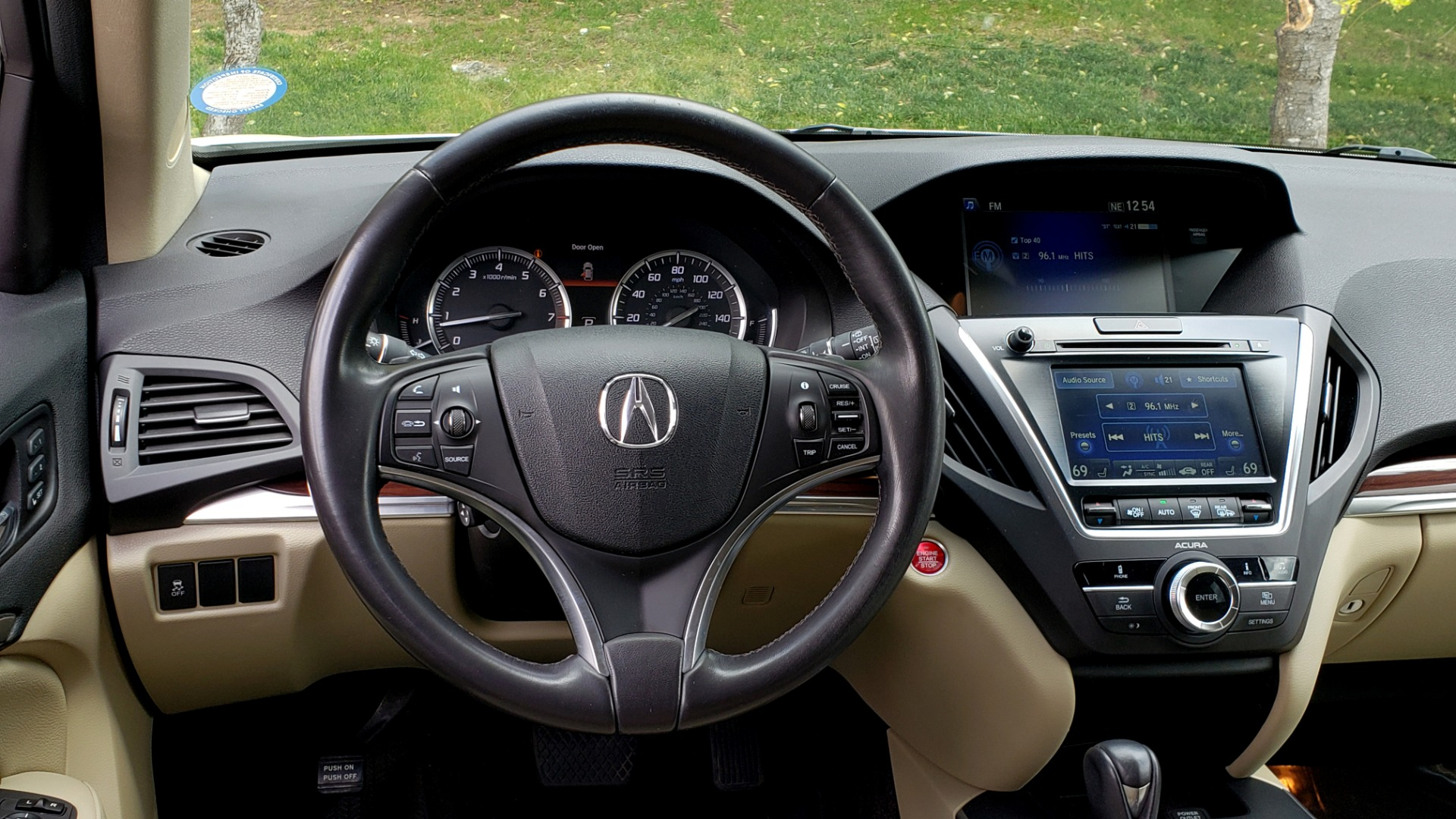 Used 2014 Acura MDX AWD / NAV / SUNROOF / 3-ROW / REARVIEW / PREMIUM SND for sale Sold at Formula Imports in Charlotte NC 28227 43