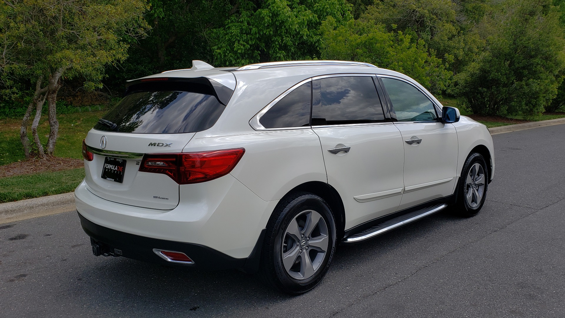 Used 2014 Acura MDX AWD / NAV / SUNROOF / 3-ROW / REARVIEW / PREMIUM SND for sale Sold at Formula Imports in Charlotte NC 28227 6