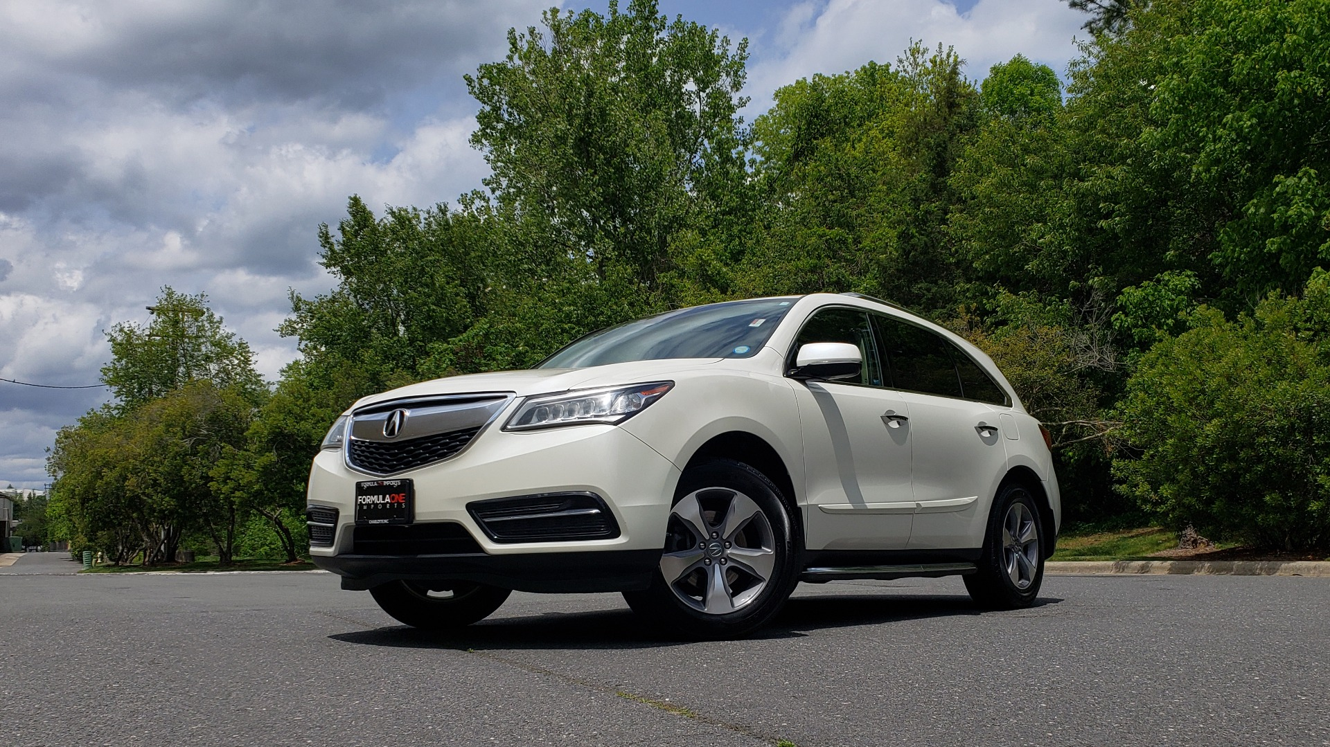 Used 2014 Acura MDX AWD / NAV / SUNROOF / 3-ROW / REARVIEW / PREMIUM SND for sale Sold at Formula Imports in Charlotte NC 28227 98
