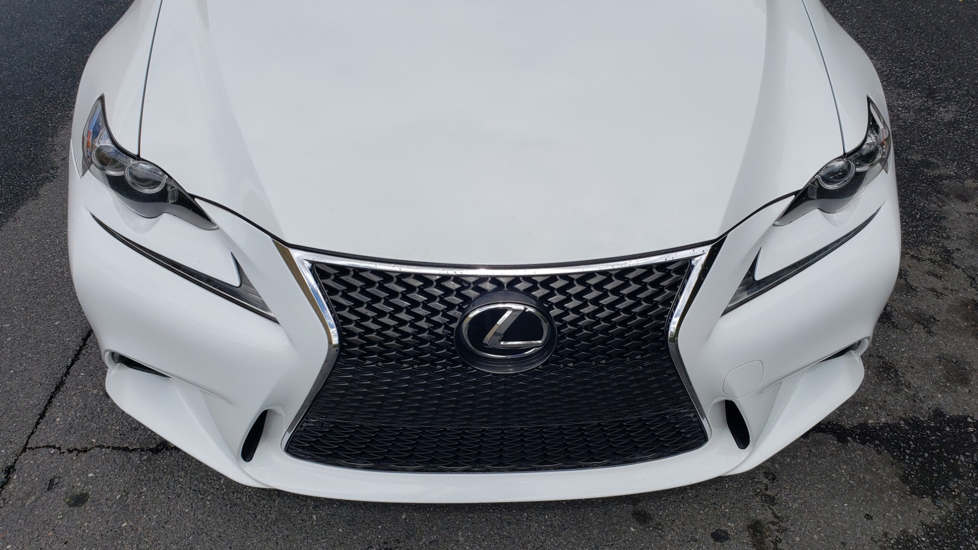 Used 2014 Lexus IS 350 F-SPORT / NAV / SUNROOF / REARVIEW / BSM / MARK LEV SND for sale Sold at Formula Imports in Charlotte NC 28227 14