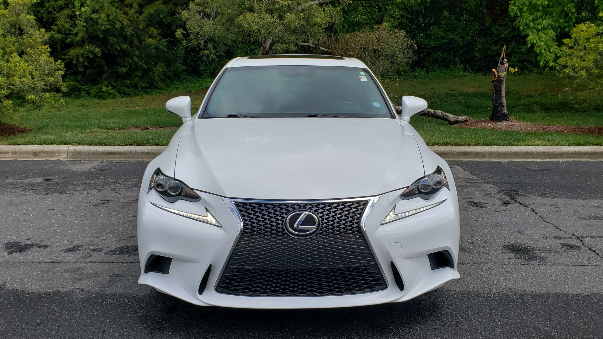 Used 2014 Lexus IS 350 F-SPORT / NAV / SUNROOF / REARVIEW / BSM / MARK LEV SND for sale Sold at Formula Imports in Charlotte NC 28227 18