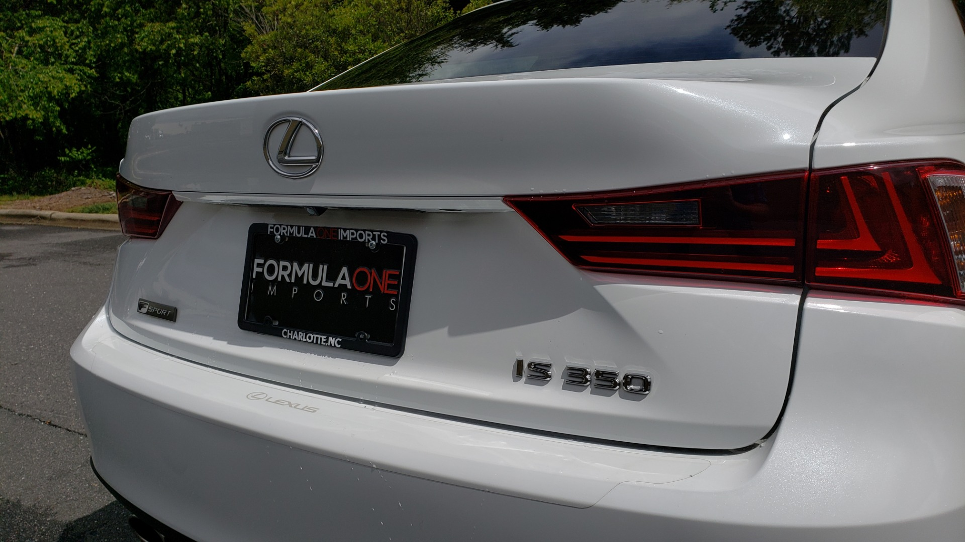 Used 2014 Lexus IS 350 F-SPORT / NAV / SUNROOF / REARVIEW / BSM / MARK LEV SND for sale Sold at Formula Imports in Charlotte NC 28227 28