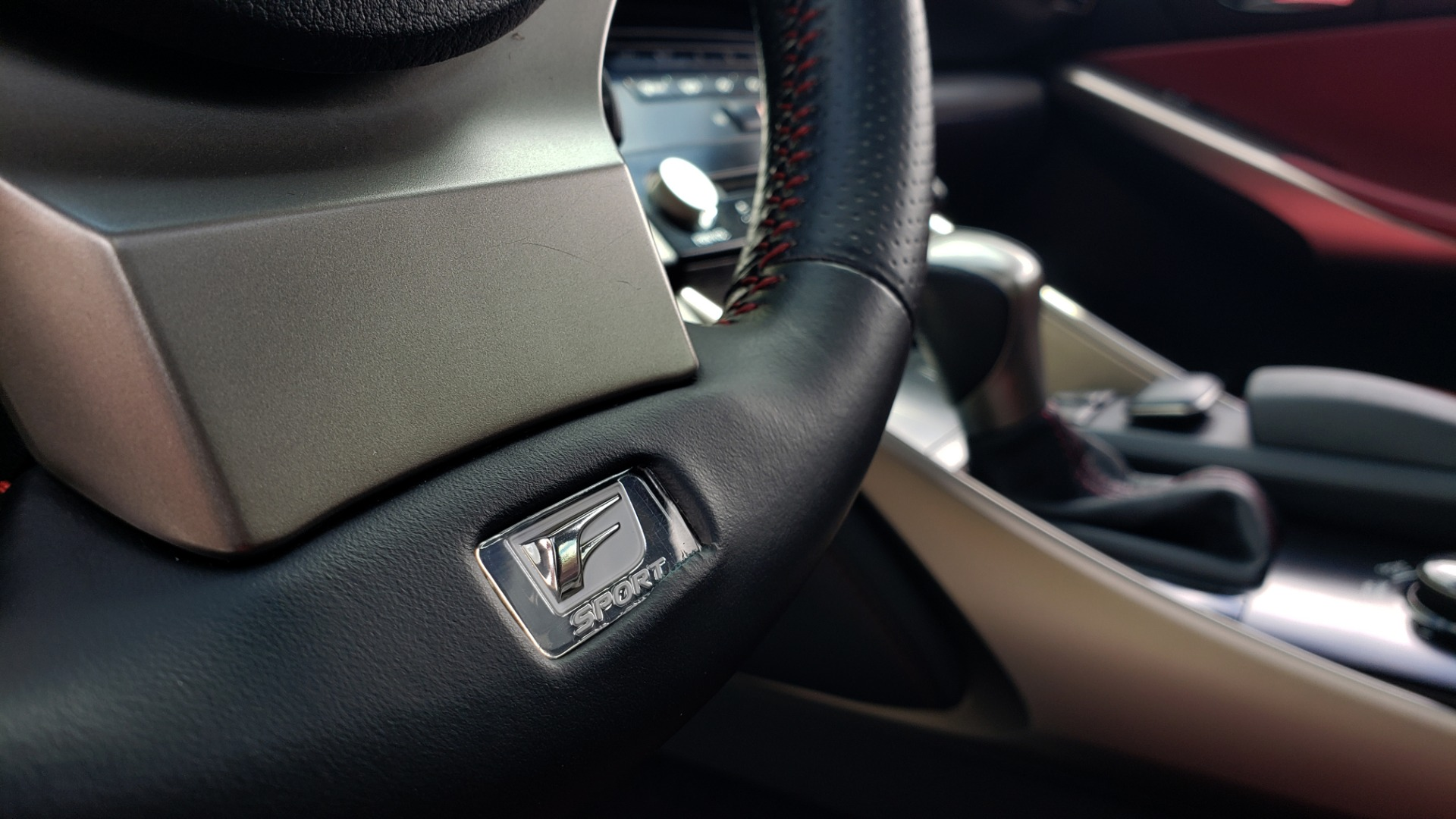 Used 2014 Lexus IS 350 F-SPORT / NAV / SUNROOF / REARVIEW / BSM / MARK LEV SND for sale Sold at Formula Imports in Charlotte NC 28227 35
