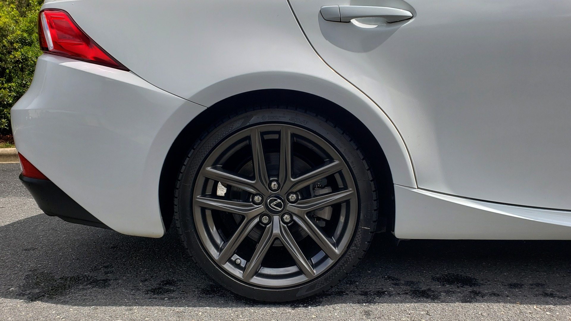 Used 2014 Lexus IS 350 F-SPORT / NAV / SUNROOF / REARVIEW / BSM / MARK LEV SND for sale Sold at Formula Imports in Charlotte NC 28227 80