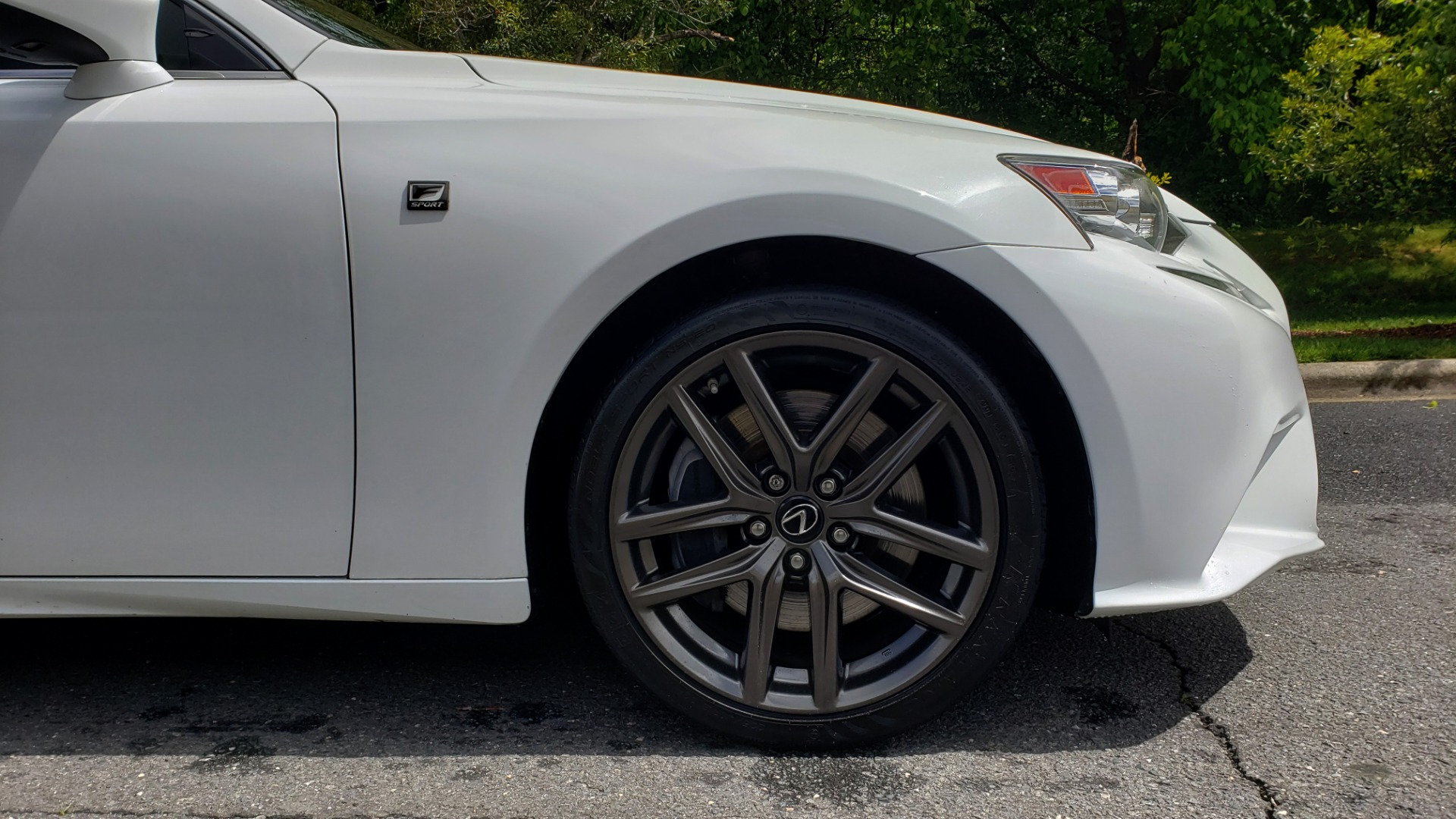 Used 2014 Lexus IS 350 F-SPORT / NAV / SUNROOF / REARVIEW / BSM / MARK LEV SND for sale Sold at Formula Imports in Charlotte NC 28227 81