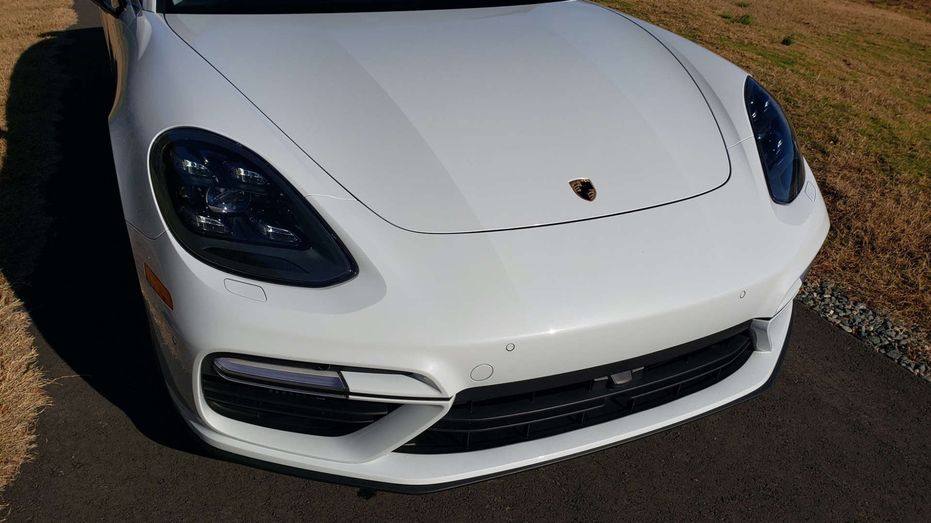Used 2017 Porsche Panamera Turbo for sale Sold at Formula Imports in Charlotte NC 28227 10
