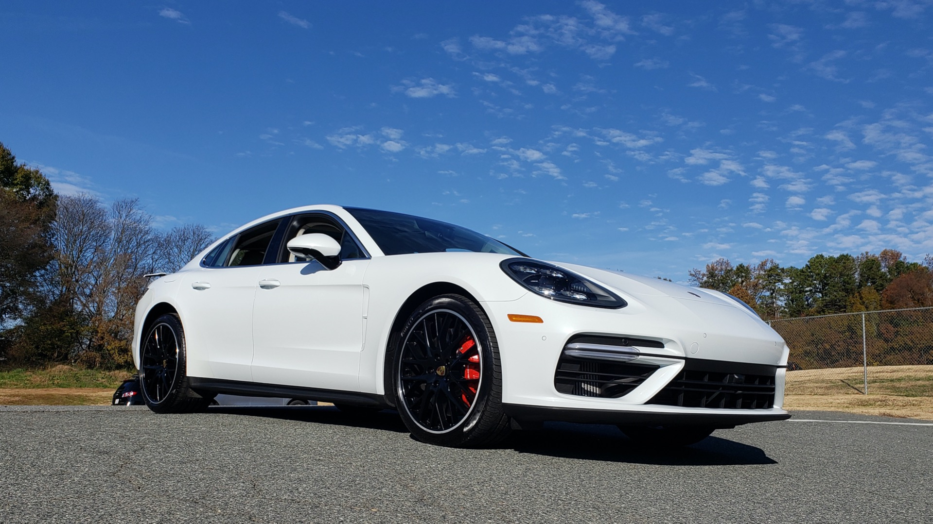 Used 2017 Porsche Panamera Turbo for sale Sold at Formula Imports in Charlotte NC 28227 101