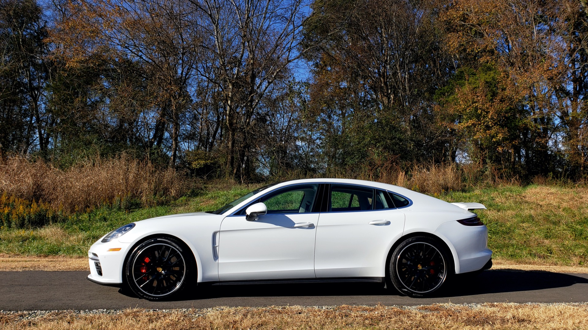 Used 2017 Porsche Panamera Turbo for sale Sold at Formula Imports in Charlotte NC 28227 2