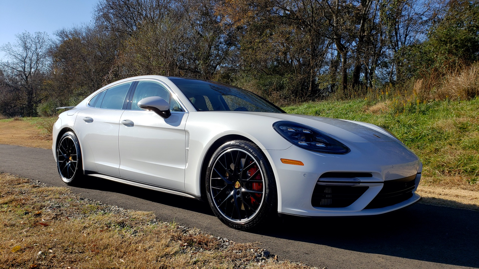 Used 2017 Porsche Panamera Turbo for sale Sold at Formula Imports in Charlotte NC 28227 4