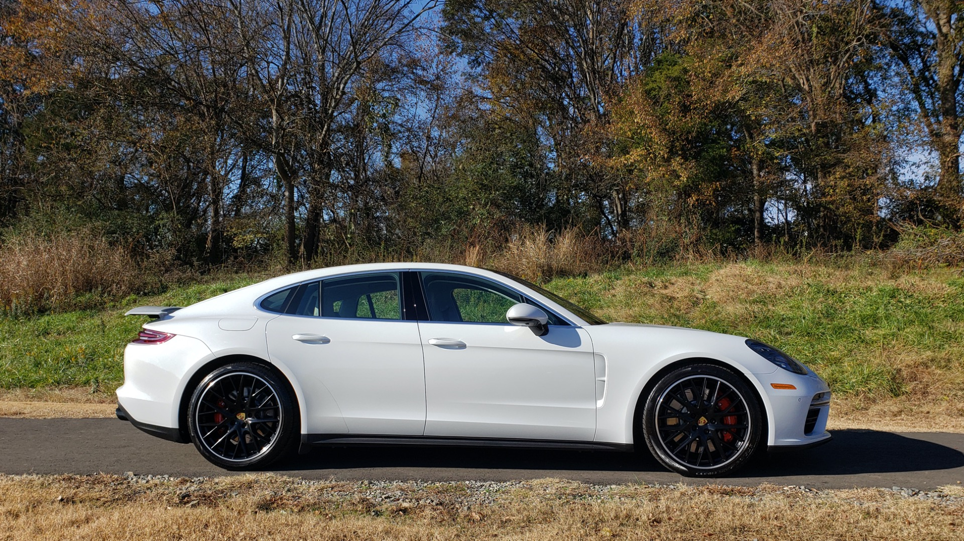 Used 2017 Porsche Panamera Turbo for sale Sold at Formula Imports in Charlotte NC 28227 5
